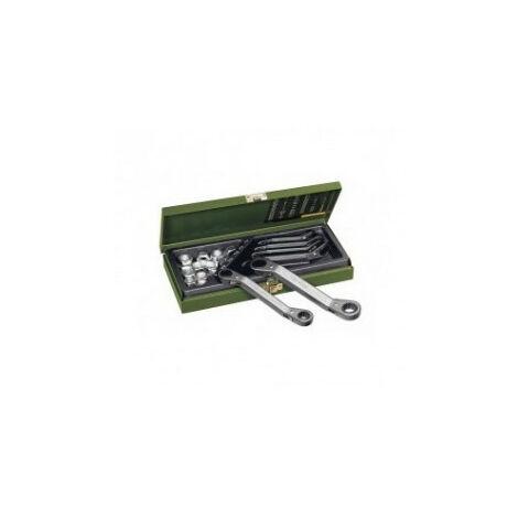 Proxxon : Coffret 6 clés a cliquet Speeder