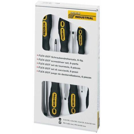 Proxxon FLEX-DOT Schraubendrehersätze 6-teilig in verschiedenen Ausführungen