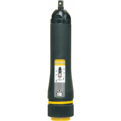 Proxxon Industrial 23347 MicroClick MC5 Torque Screwdriver 1.0 - 5.0Nm