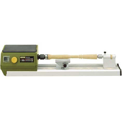"main image of ""Proxxon Micromot DB 250 legno Tornio 100 W"""