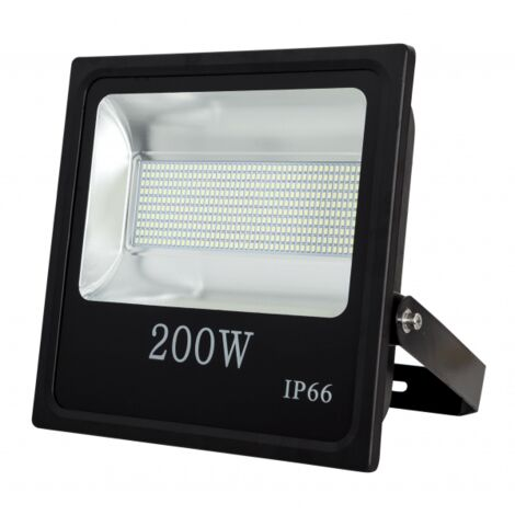"""main image of """"Proyector 200w 6500k Led Smd Quiron 16000lm 120º 35,5x35,5x8"""""""
