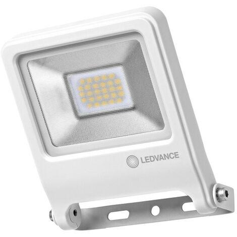 Proyector exterior Led con sensor de movimiento blanco 20W 3000°K IP65 (Osram 4058075064409)