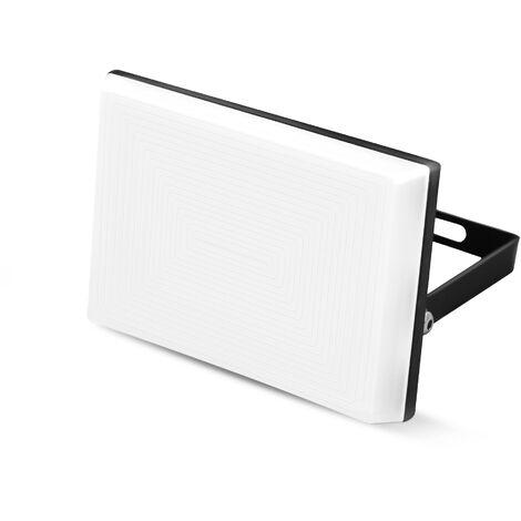 Proyector foco Design LED de exterior, 10W, 950LM, Luz fría (6000K) Garza