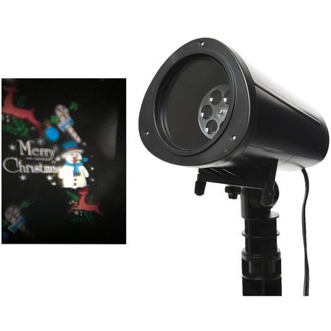 Proyector Laser Con Rotacion Y 6 Diapositivas - NEOFERR