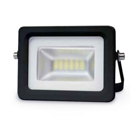 Proyector LED 10W 3000K IP65 Negro GSC 0704723