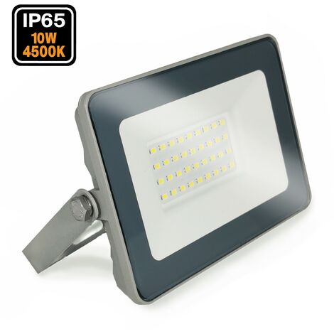 Proyector LED 10W clásico 4500K