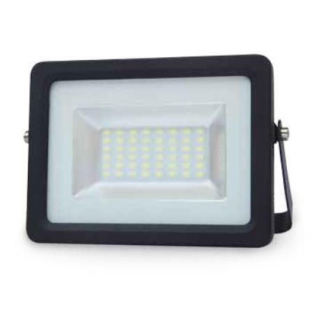 Proyector LED 20W 3000K IP65 Negro GSC 0704725