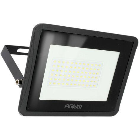 Proyector LED 50W Alto brillo 4500 Lúmenes ATRIA IP65   Temperatura de color: Blanco frio 6000K