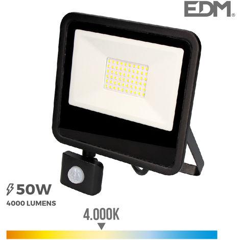 Proyector led 50w con sensor Black Edition -Disponible en varias versiones