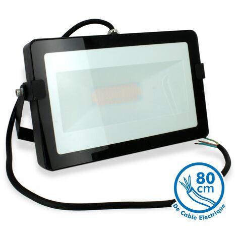 Proyector LED 50W Negro Exterior IP65