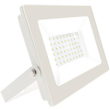 "main image of ""Proyector LED 50W Ultraslim de Exterior IP65 Orientable Blanco 4000K 7hSevenOn"""
