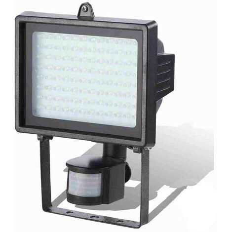 Proyector LED 6W de Exterior Orientable con Sensor de Movimiento