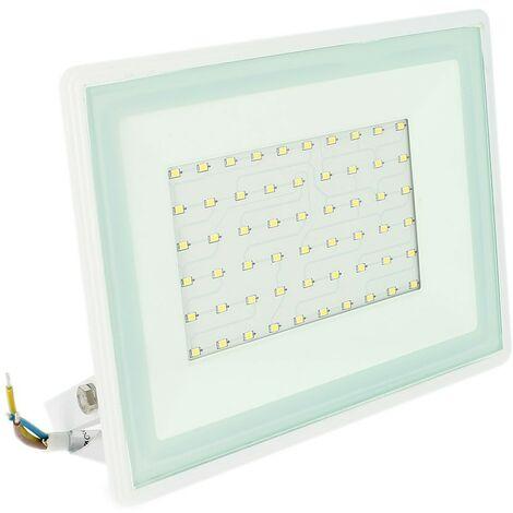 "main image of ""Proyector LED blanco 50W Alto brillo 4500 Lúmenes IP65"""