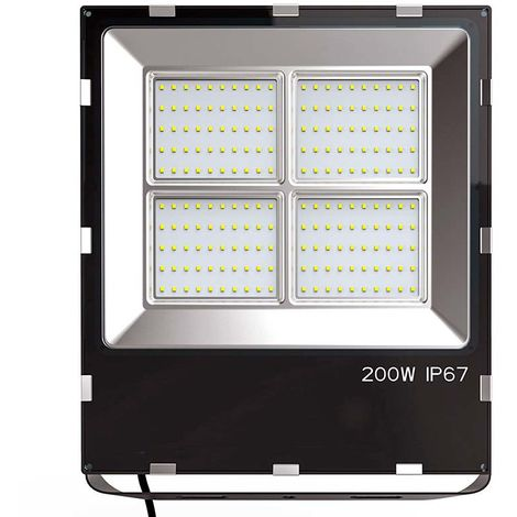 Proyector LED chipled OSRAM SMD2835, 200W