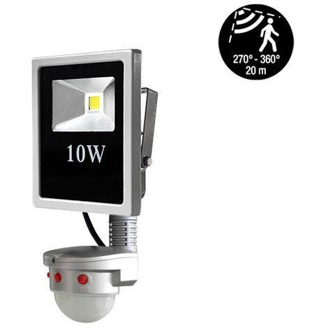 Proyector Led con sensor (10W) CRISTALRECORD 77-800-10-181