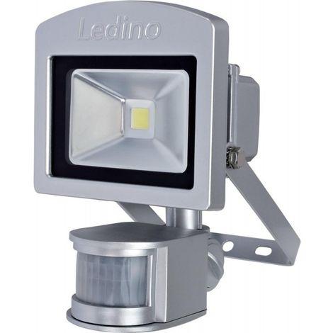 Proyector LED Dahlem 10W, 6500K, plata