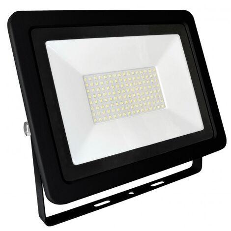 Proyector Led de exterior Noctis Lux negro 100W 4000°K IP65 (Spectrum SLI029035NW)