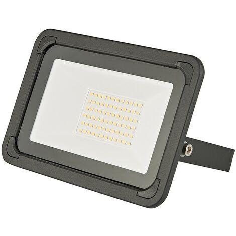 Proyector LED de Jardín 10/20/30/50/100 W Lámpara Impermeable Fácil de Instalar