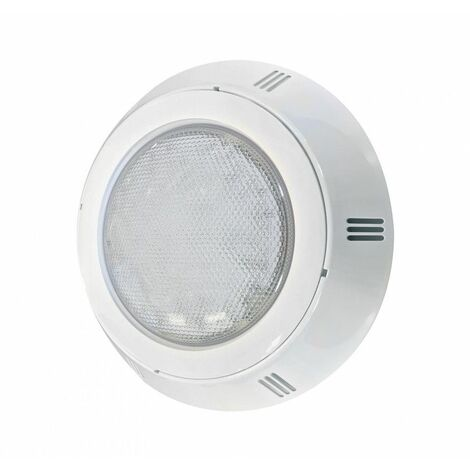 PROYECTOR LED EXTRAPLANO CRUCETA C/M 180 LEDS COLORES