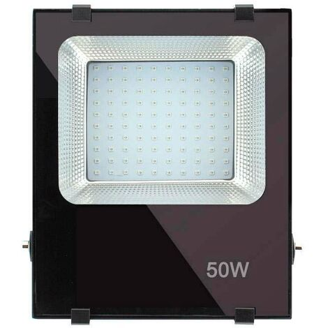 Proyector Led newPRO 50W, Ultravioleta 395-405nm , Luz ultravioleta