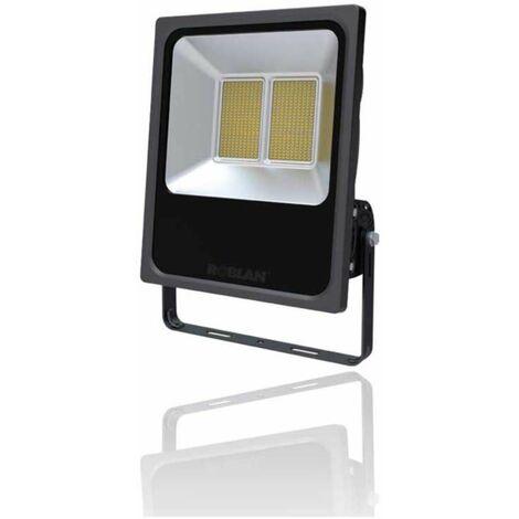 Proyector Led para exterior de 100W. Luz fría de Roblan MHL100BTC