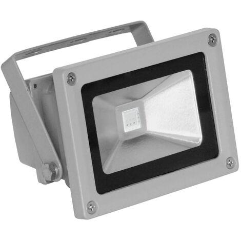 PROYECTOR LED RGB 10W C/MANDO