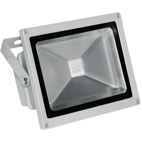 PROYECTOR LED RGB 20W C/MANDO