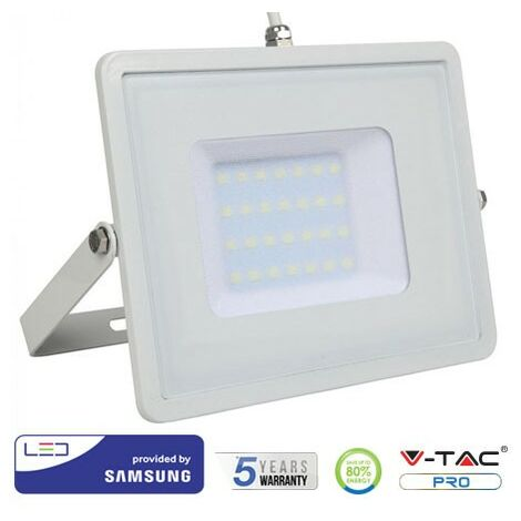 Proyector LED Samsung PRO 100° 30W Gris
