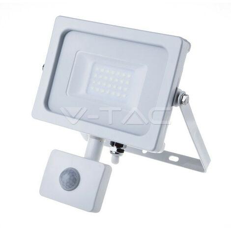 Proyector LED Samsung PRO con sensor de movimiento Blanco 30W 100°