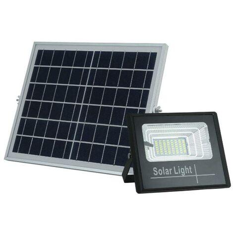 Proyector LED solar 40W con mando