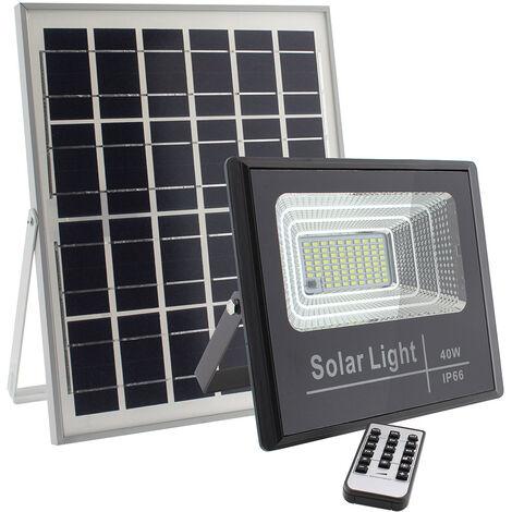 "main image of ""Proyector LED SOLAR DIGIT 40W, Blanco frío, regulable - Blanco frío"""