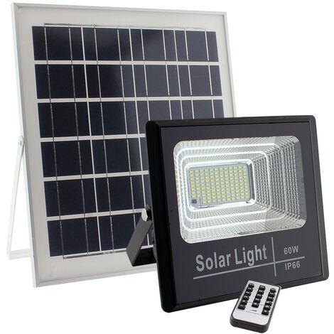 "main image of ""Proyector LED SOLAR DIGIT 60W, Blanco frío, regulable - Blanco frío"""