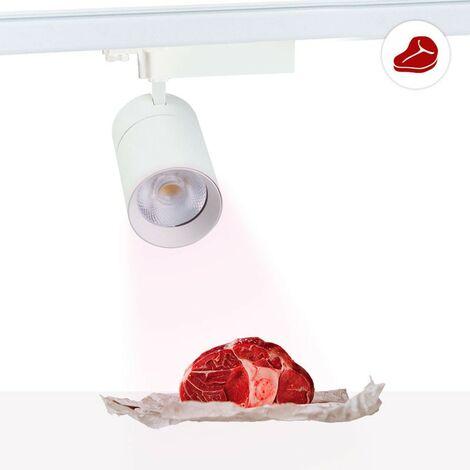 Proyector LED trifásico 30W especial para carnicerías