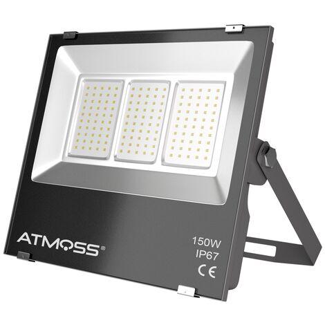 Proyector led ultraslim exterior 150w -Disponible en varias versiones