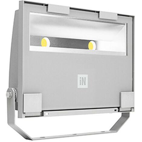 Proyector PAS led de 120w 5000k 12615lm asimétrico gris 06094394