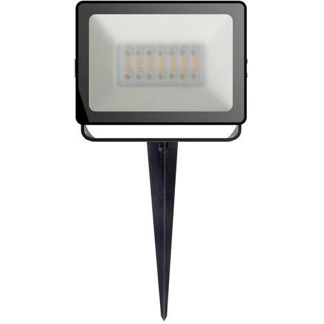 Proyector RGB+W(3000K), 8W, Bluetooth, RF, DC24V, RGB + Blanco cálido, regulable