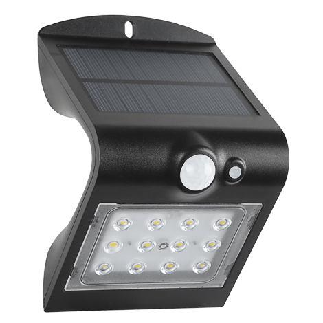 proyector solar1.5w c/2 funciones negro