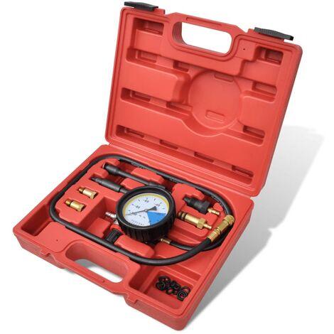 Prueba de Compresión de Motor Manómetro Fuga del Cilindro