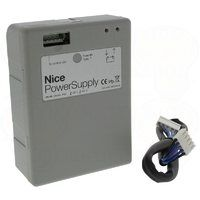 PS124 NICE GATE AUTOMATION Battery 24V with integrated charger