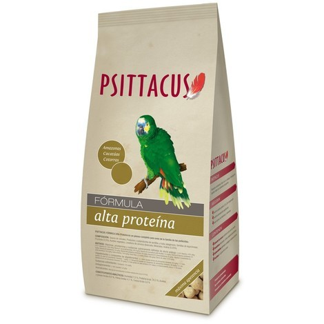 Psittacus Formula Alta Proteina - Estrusi Mantenimento