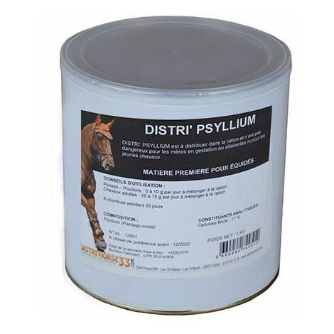Psyllium cheval - Colique de sable - Contenance: 1 kg