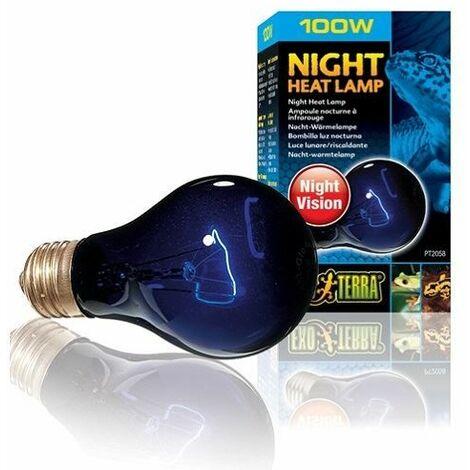PT2058 - Exo Terra Night Heat Lamp 100w