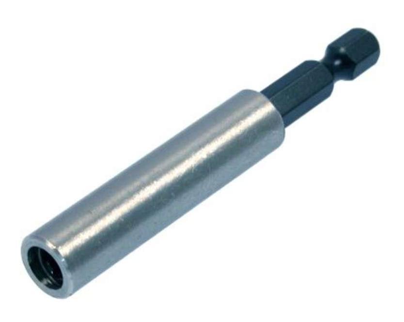 Image of P.T.I. 73mm Magnetic Screwdriver Bit Holder