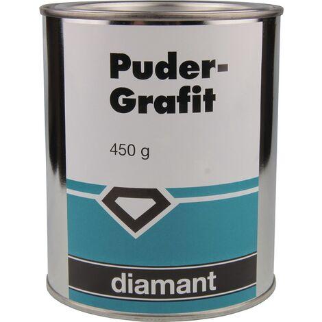Pudergrafit 450g Dose DIAMANT