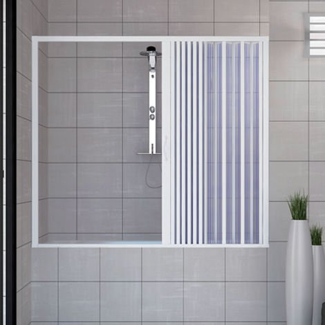 Puerta de bañera de PVC mod. Nina con Apertura Lateral