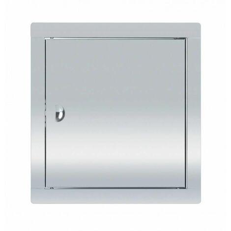 """main image of """"Puerta de inspección de acero inoxidable 30x30 con"""""""