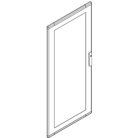 Puerta de vidrio Bticino MAS marcos LDX400, LDX800 LDX-P: 600X1200. 93660V