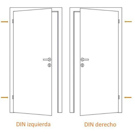 Puertas de casa aluminio modelo 453A dentro: blanco, fuera: blanco