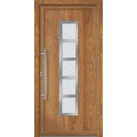 Puertas de casa exclusivo modelo 851 dentro: golden oak, fuera: golden oak