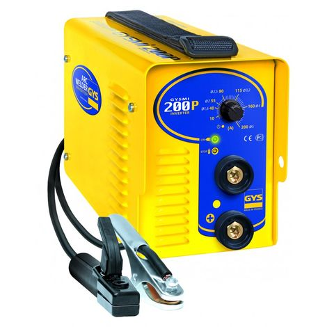 Puesto de soldar de el electrodo MMA GYSMI 200P GYS 030794